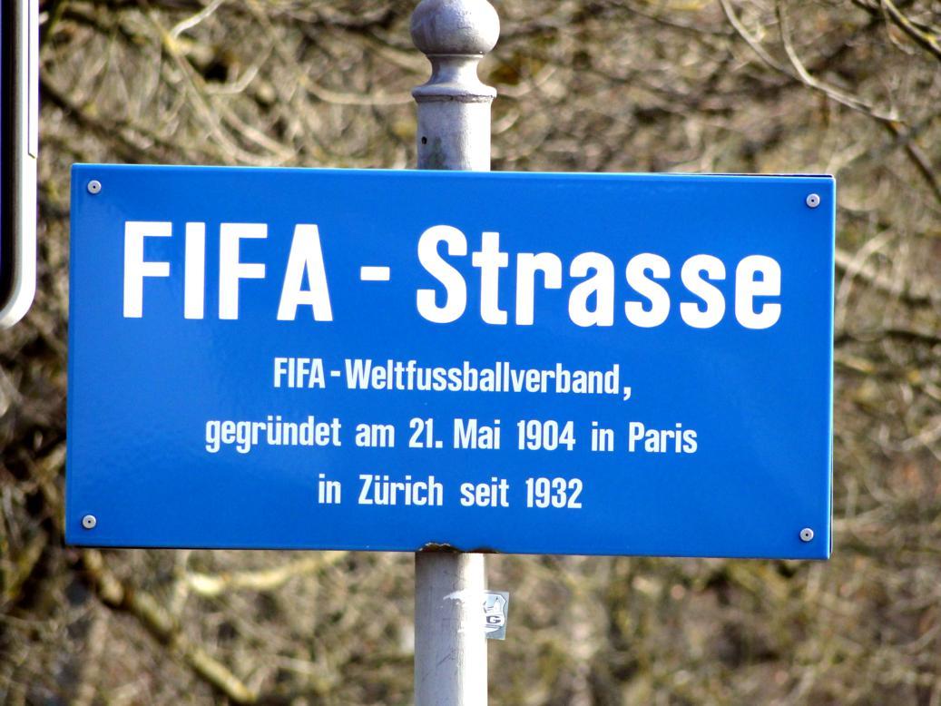 Zurique – Cidade da FIFA