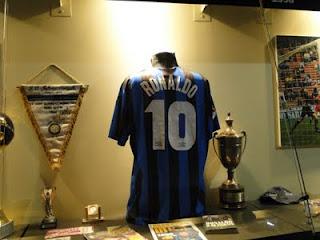 Camisa Ronaldo Inter de Milão
