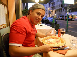 Gustavo - Ristorante Pizzeria Porta Renza - Milão