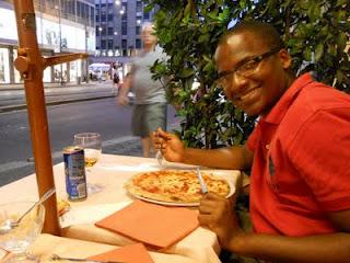 Renato - Ristorante Pizzeria Porta Renza - Milão