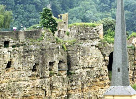 Luxemburgo, bela e compacta!