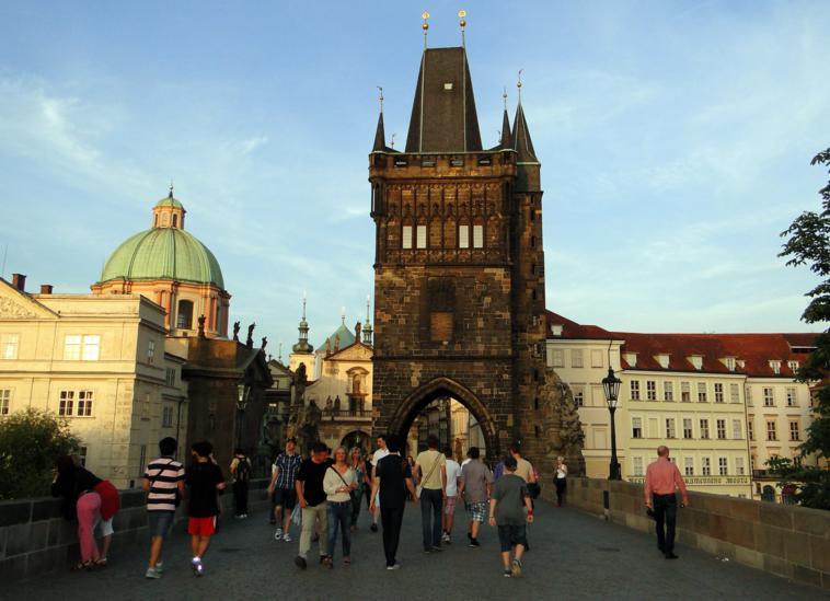 Enfim, Praga :)