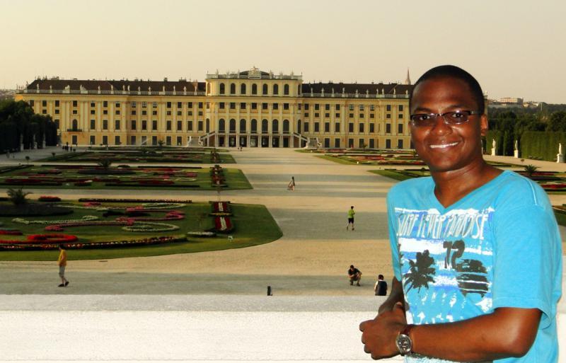 Palácios Imperiais em Viena
