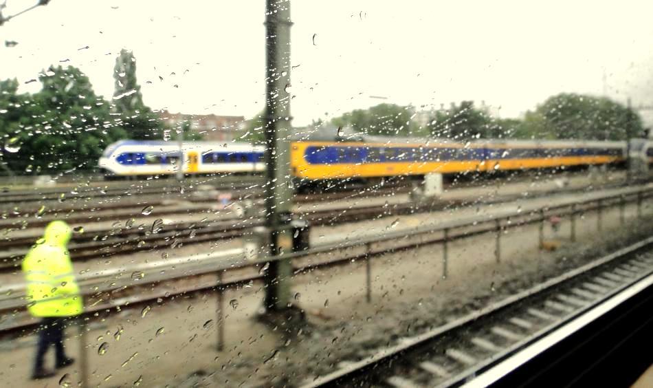 As viagens de trem dessa eurotrip foram especiais!