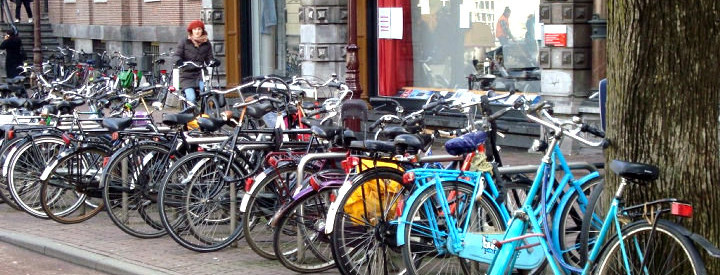 Europa de bicicleta