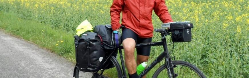 Da Suíça à Holanda de bicicleta
