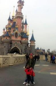 Disneyland Paris ou Euro Disney