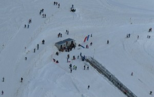 Vista da Sphinx - Jungfraujoch