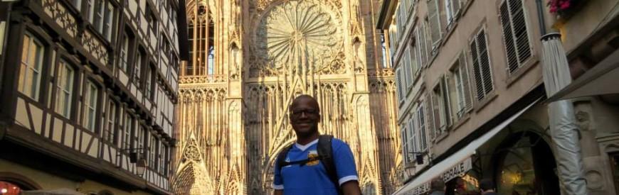Strasbourg – Capital da Alsácia