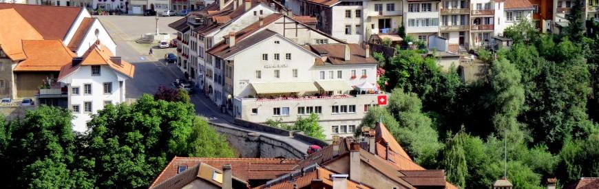 Fribourg: A mãe de Nova Friburgo