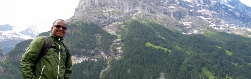 O que vi em Grindelwald
