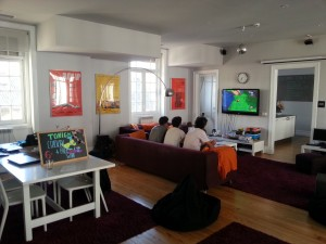 Rivoli Cinema Hostel