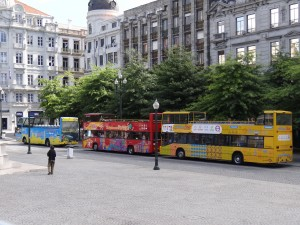 Yellow Bus do Porto