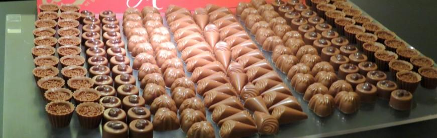 Chocolates Suíços: Visita à Maison Cailler