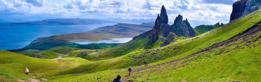 A Escócia e um pouquinho da sua história…