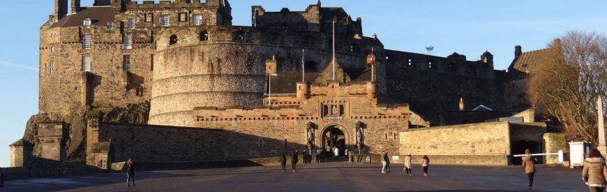 Edimburgo, história viva da Escócia em 3 dias