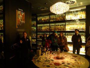 Tour do Scotch Whisky Experience