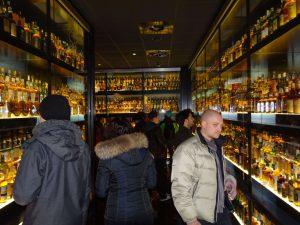 Acervo do Scotch Whisky Experience