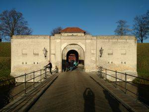 Entrada do Kastellet