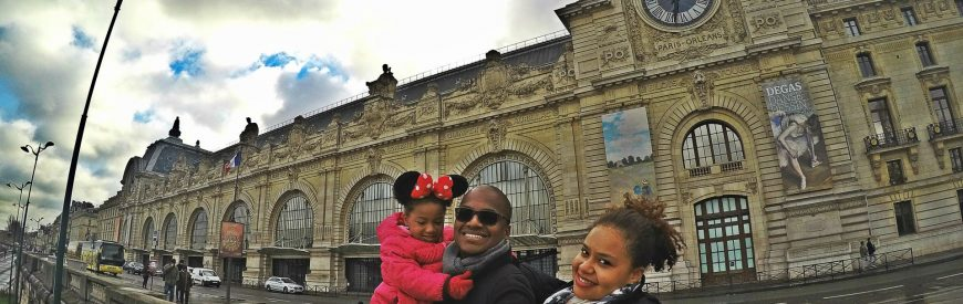Nossa (quase) visita ao Musée d'Orsay