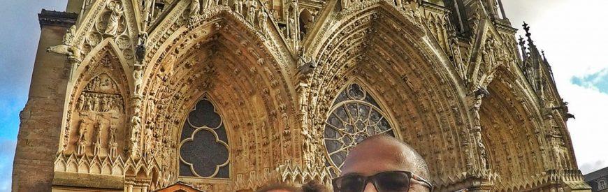 A Catedral de Notre-Dame de Reims