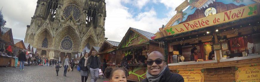 Marché de Nöel em Reims