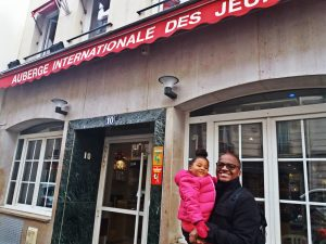 Auberge Internationale de Jeunes