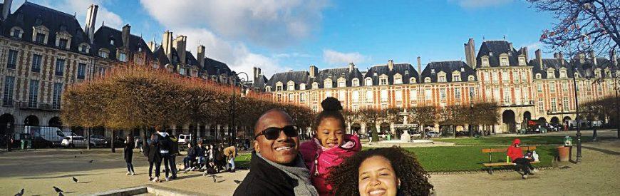 Place des Vosges e as Madeleines da Mamy Théresè
